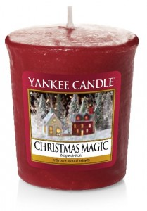 Yankee candle Yankee Candle Christmas Magic Votivní svíčka 49g