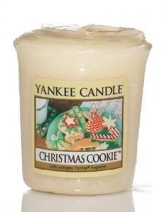 Yankee candle Yankee Candle Christmas Cookie Votivní svíčka 49g