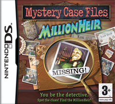 Mystery Case Files: MillionHeir (NDS)