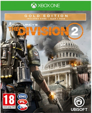 Tom Clancys The Division 2 Gold Edition (XOne)