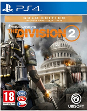 Tom Clancys The Division 2 Gold Edition (PS4)