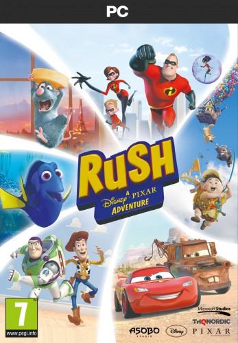 Rush - A DisneyPixar Adventure (PC)