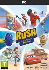 Rush - A DisneyPixar Adventure (PC)