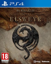 The Elder Scrolls Online: Elsweyr (PS4)