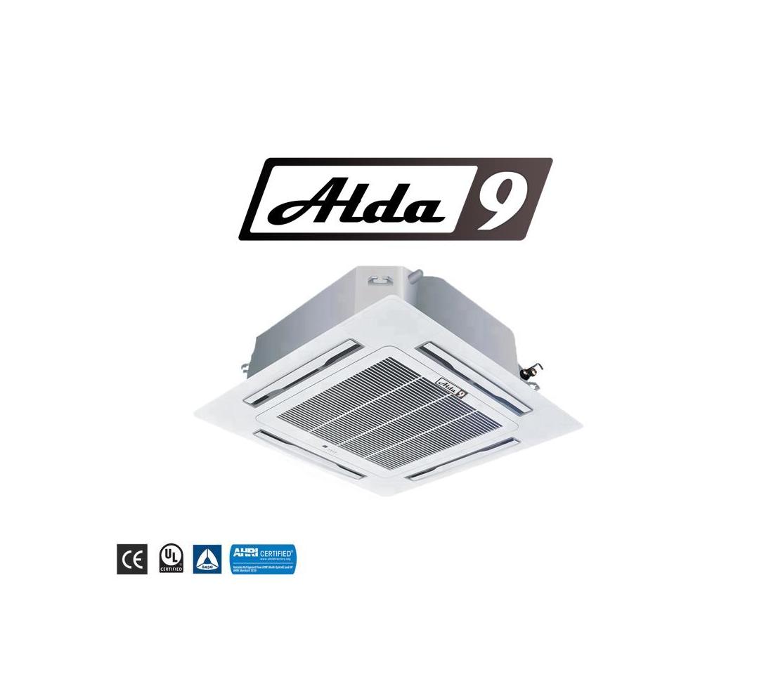 ALDA9 ALDA9 Klimatizace kazetová Uni DC Inverter R410a 3,5kW