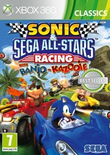 Sonic & SEGA All-Stars Racing (X360)