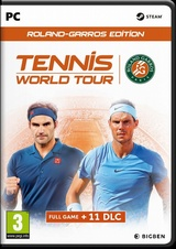 Tennis World Tour - RG Edition (PC)