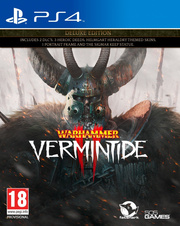 Warhammer - Vermintide 2 Deluxe Edition (PS4)