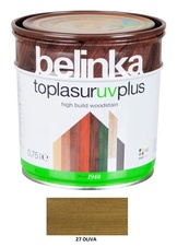 Belinka Toplasur UV plus 0,75l