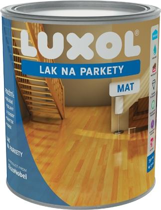 Luxol Lak na Parkety 0,75l Mat
