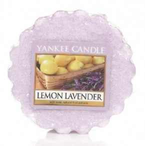 Yankee Candle Vosk do aromalampy 22g Lemon Lavender