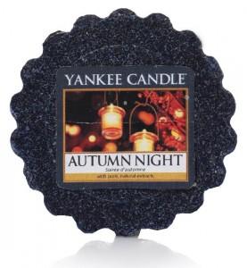 Yankee Candle Vosk do aromalampy 22g Autumn Night