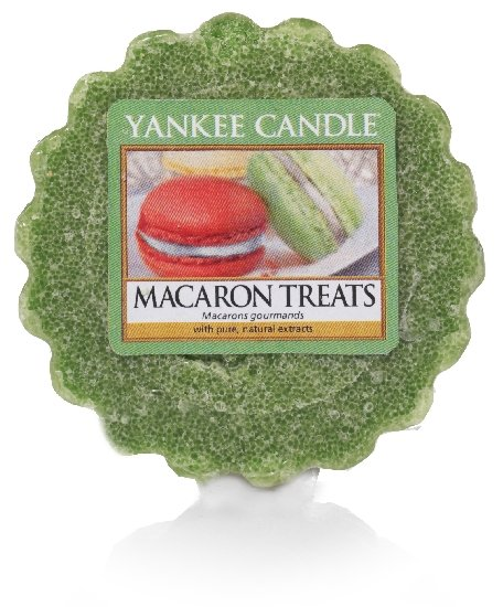 Yankee Candle Vosk do aromalampy 22g Macaron Treats