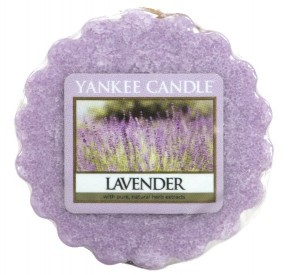 Yankee Candle Vosk do aromalampy 22g Lavender