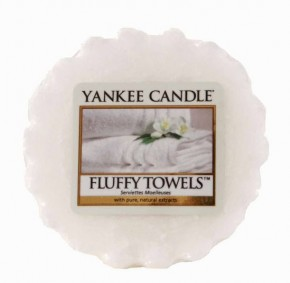 Yankee Candle Vosk do aromalampy 22g Fluffy Towes