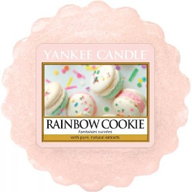 Yankee can Yankee Candle Vosk do aromalampy 22g Rainbow Cookie