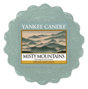 Yankee Candle Vosk do aromalampy 22g Misty Mountains