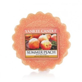 Yankee Candle Vosk do aromalampy 22g Summer Peach