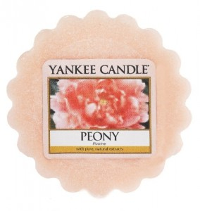 Yankee Candle Vosk do aromalampy 22g Peony