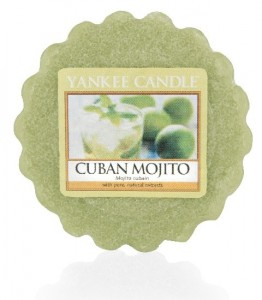 Yankee Candle Vosk do aromalampy 22g Cuban Mojito