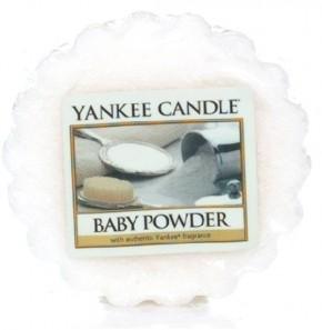 Yankee Candle Vosk do aromalampy 22g Baby Powder