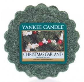 Yankee Candle Vosk do aromalampy 22g Christmas Garland