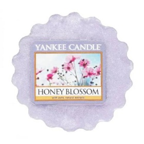 Yankee Candle Vosk do aromalampy 22g Honey Blossom