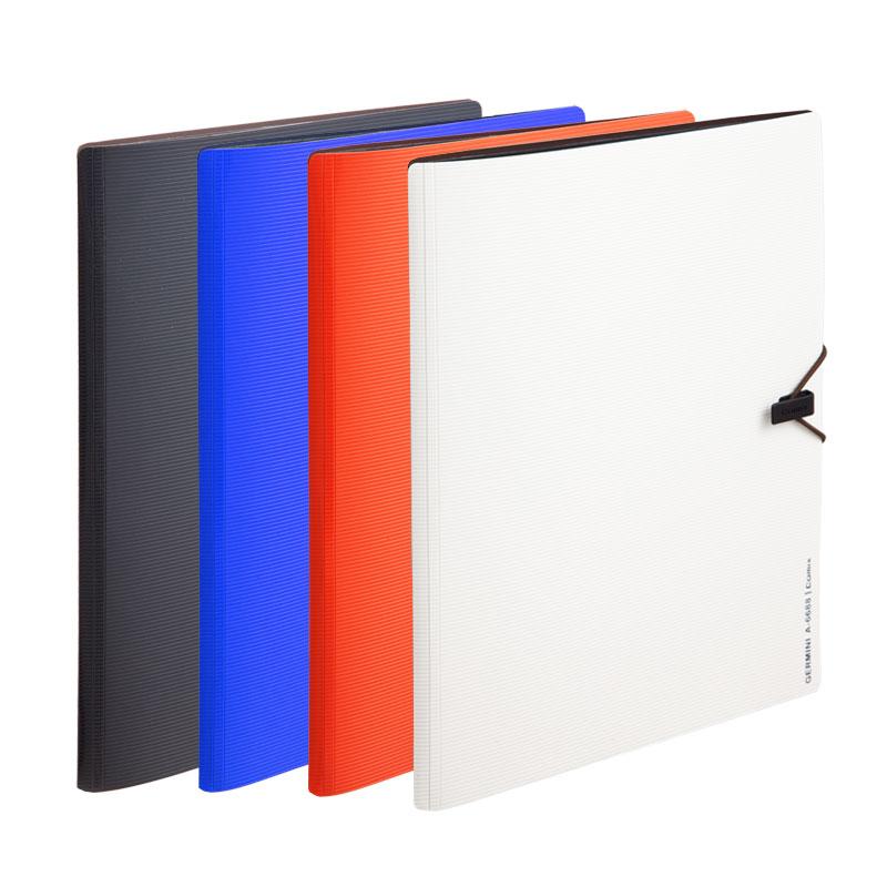 Spisové desky kapesní Comix A7622 A4 Modrá