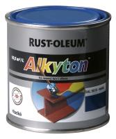 Alkyton hladký lesklý 0,75l RAL 6011 Rezedová zelená