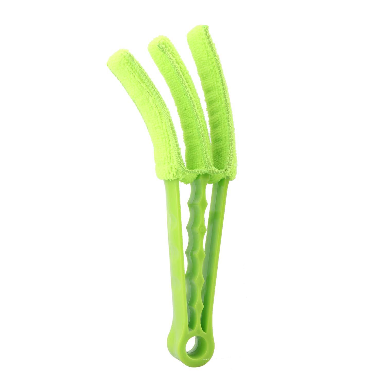 Kartáč/čistič na žaluzie Microfiber Surtep 73129 Zelená
