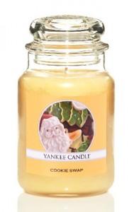 Yankee Candle svíčka 623g Cookie Swap
