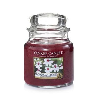 Yankee Candle svíčka 411g Madagascan Orchid