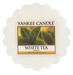 Yankee Candle Vosk do aromalampy 22g White Tea