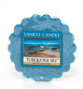 Yankee Candle Vosk do aromalampy 22g Turquoise Sky