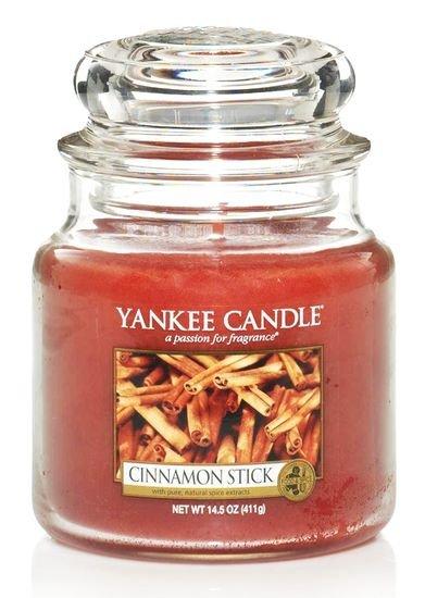 Yankee Candle svíčka 411g Cinnamon Stick
