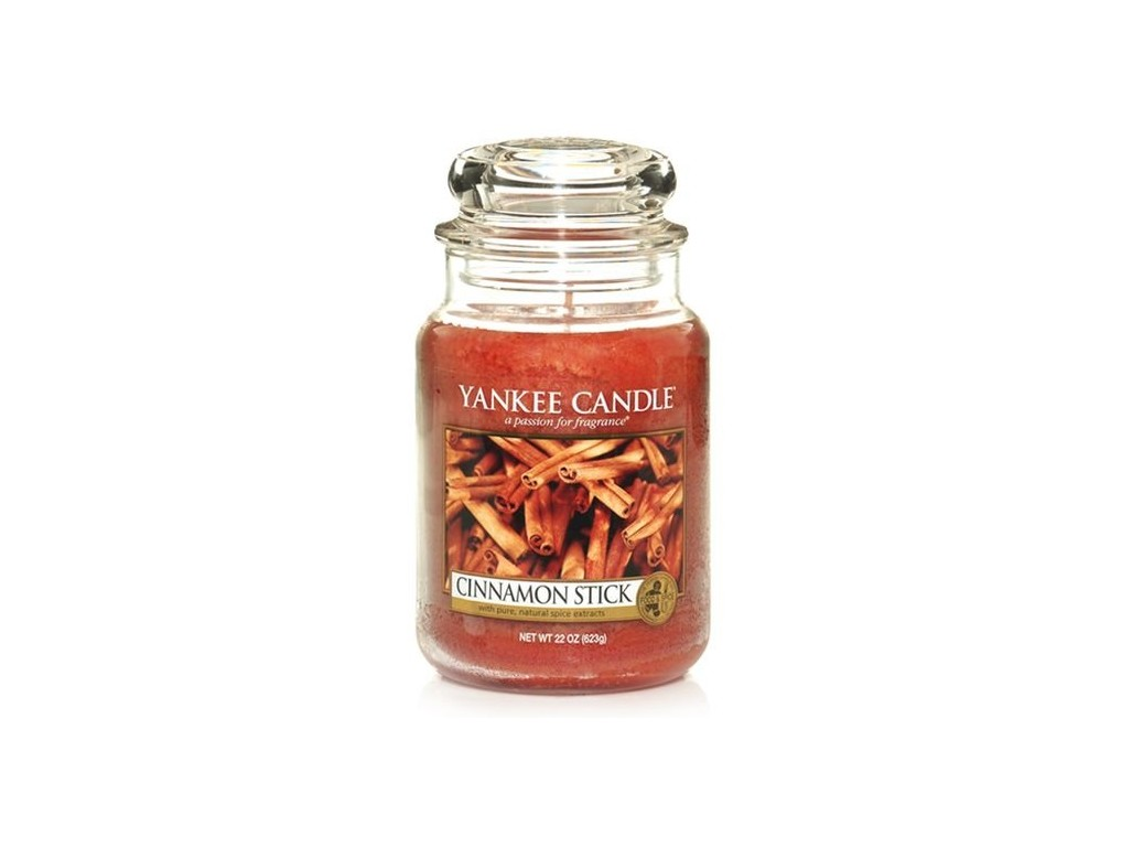 Yankee Candle Vonná svíčka Cinnamon Stick 623 g