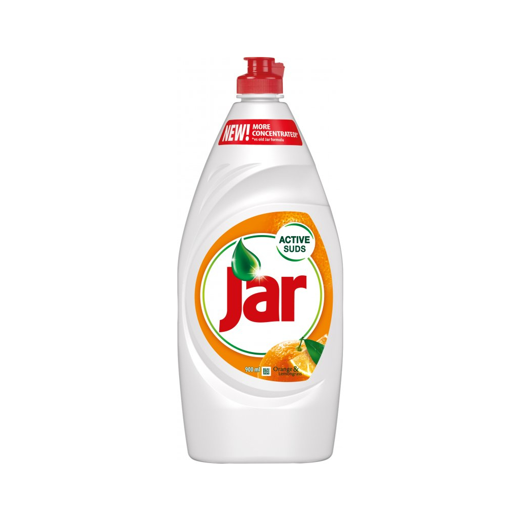 Jar Orange 900 ml
