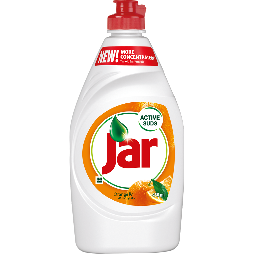 Jar Orange 450 ml