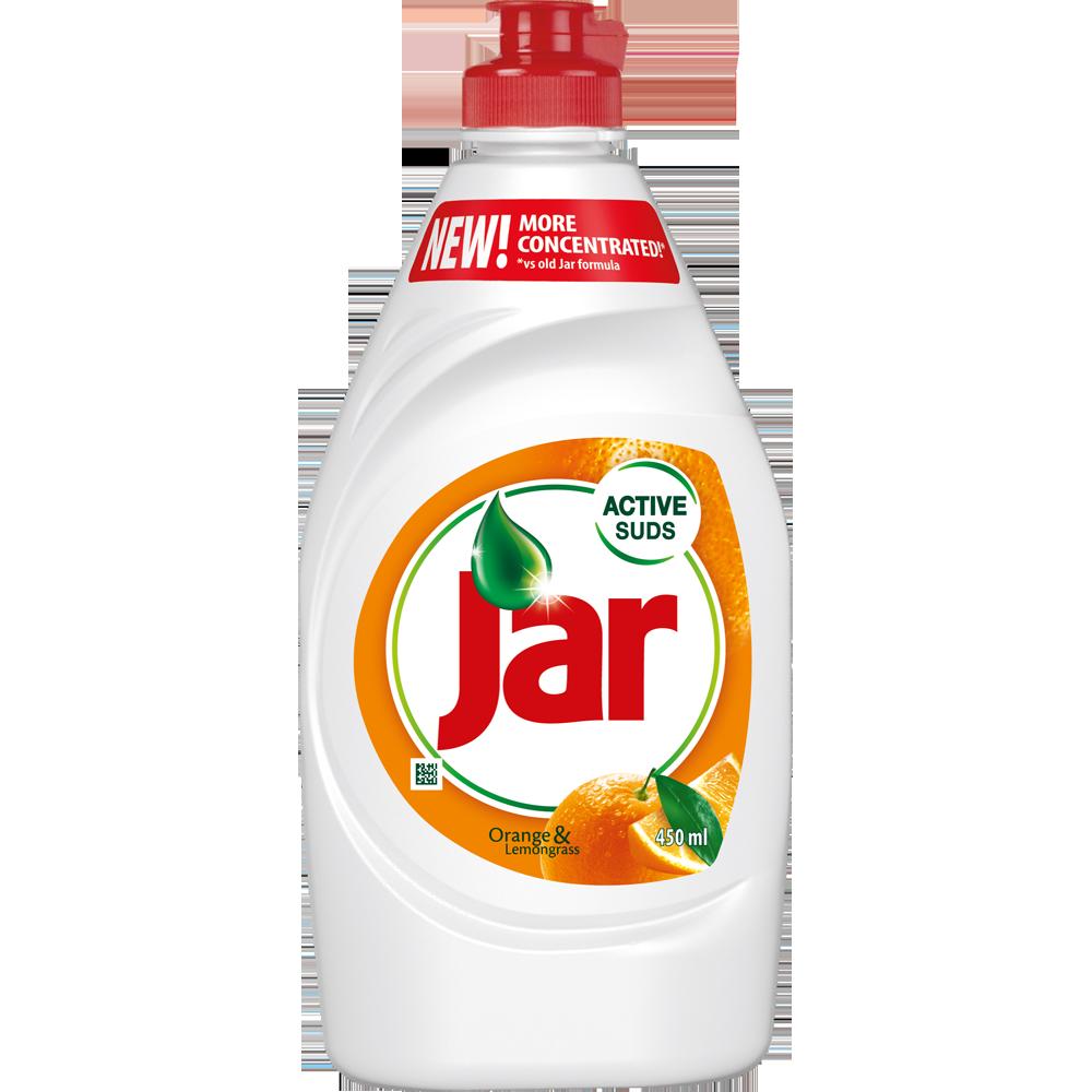 Jar Orange 450 ml