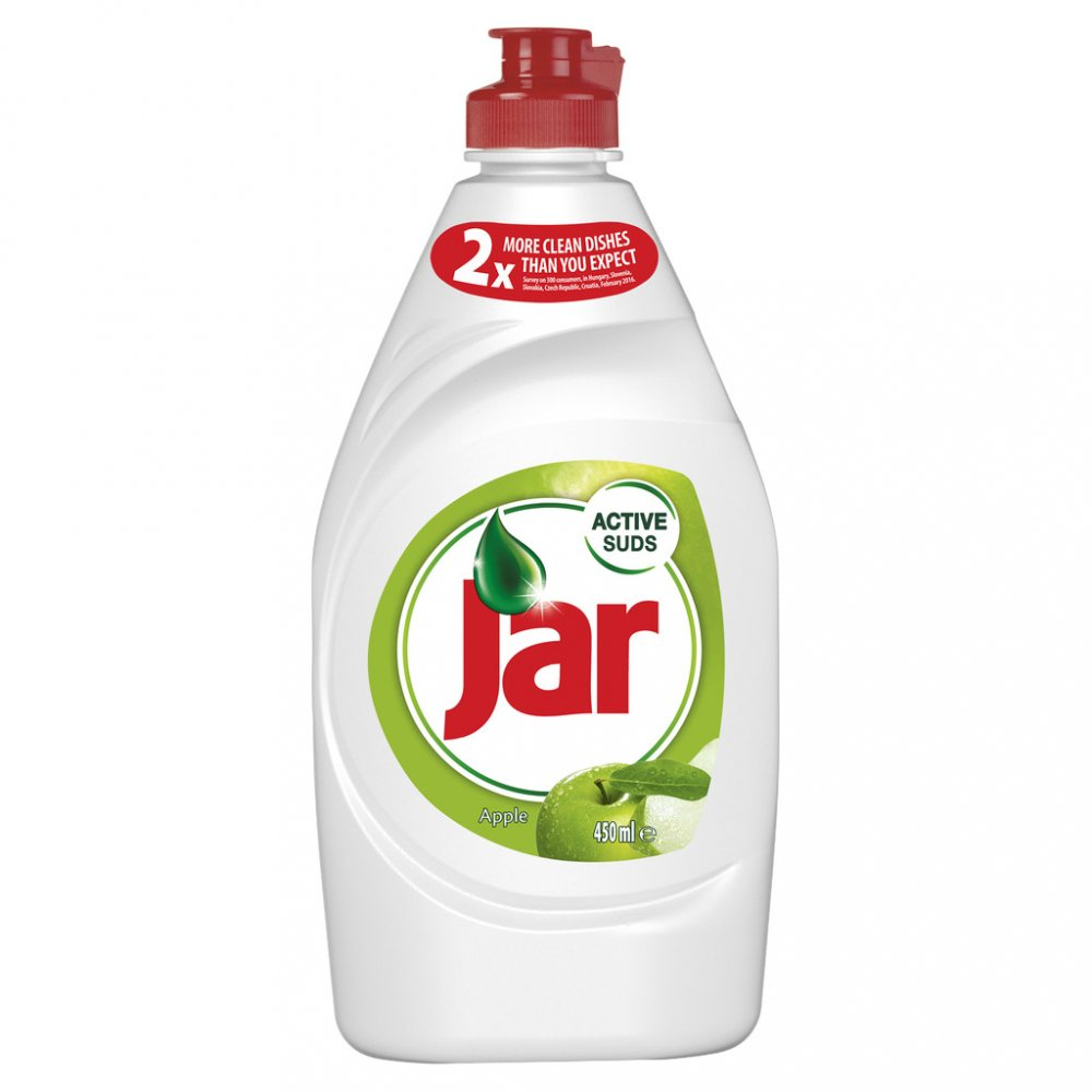 Jar Apple 450 ml