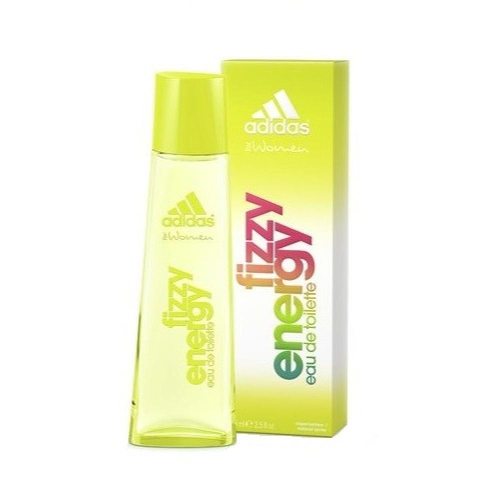 Adidas Toaletní voda pro ženy Fizzy Energy 50 ml
