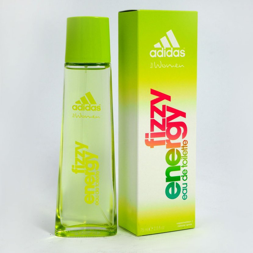 Adidas Toaletní voda pro ženy Fizzy Energy 75 ml