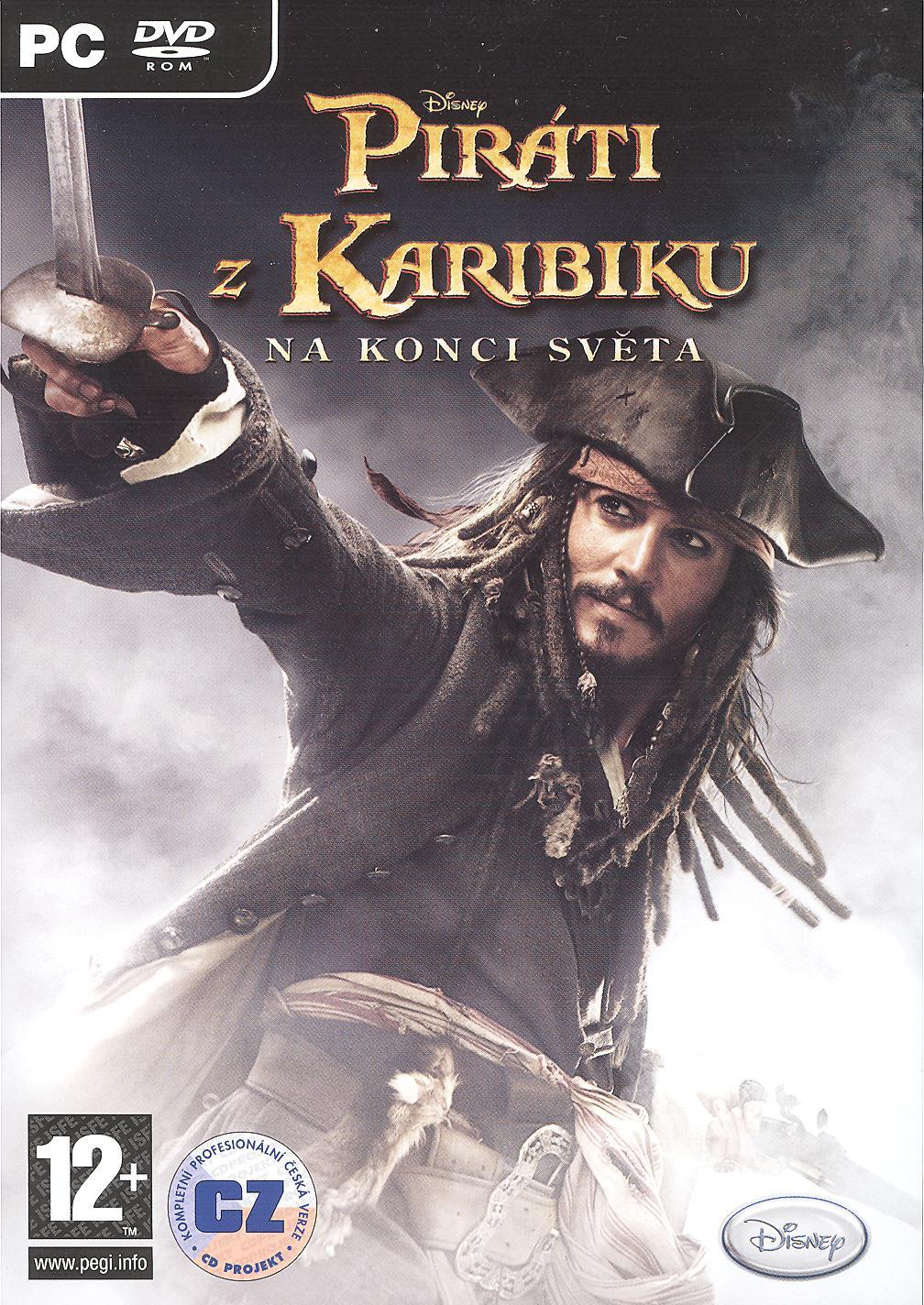 Piráti z Karibiku 3: Na Konci světa (PC) DMK REDESIGN