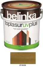Belinka Toplasur UV plus 2,5l